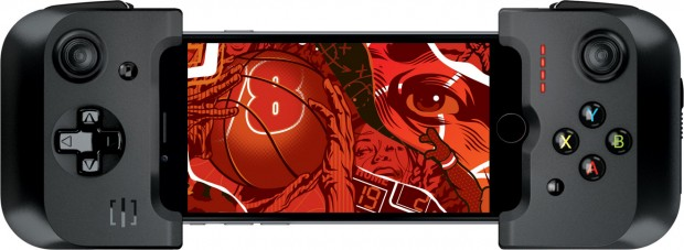 Gamevice, Lightning-equipped Gamepad for iPhone 6 and 6S