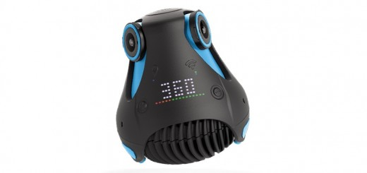 Giroptic takes Pre-orders for 360cam Camera; pricing $499