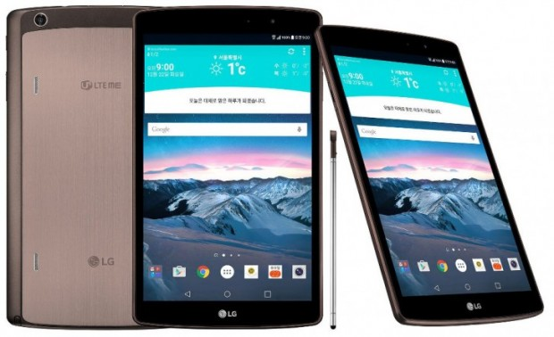 LG launches 8.3″ G Pad II LTE with SD615 SoC in Korea