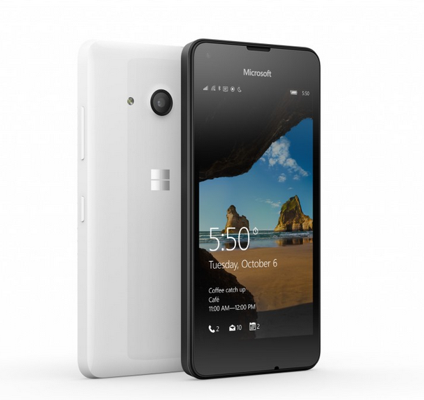 Microsoft Lumia 550 goes on sale in Europe and the US; pricing $139