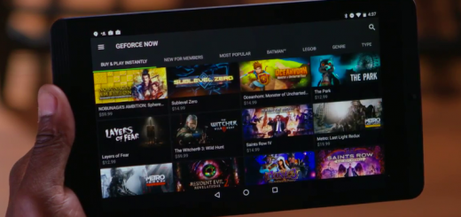 NVIDIA SHIELD Tablet K1 to get Android 6.0 Marshmallow Update soon