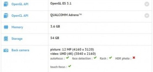 GFXBench reveals OnePlus mini specs; to feature Full HD 4.6″ Display and Snapdragon 810 CPU