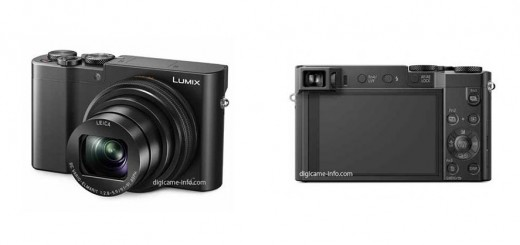 Panasonic Lumix DMC-TZ100 Digital Camera with 1-inch Sensor surfaces ahead of CES 2016
