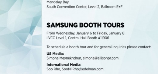 Samsung announces CES Press Conference; no Mention of Galaxy S7