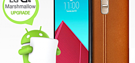 Sprint LG G4 gets Android 6.0 Marshmallow Update