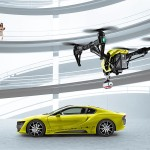 Rinspeed Etos Sports Car with Built-in Drone to debut at CES 2016 (Gallery)