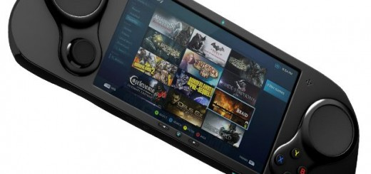 SMACH Z Handheld Gaming PC; Nearly $1 Million Kickstarter campaign begins
