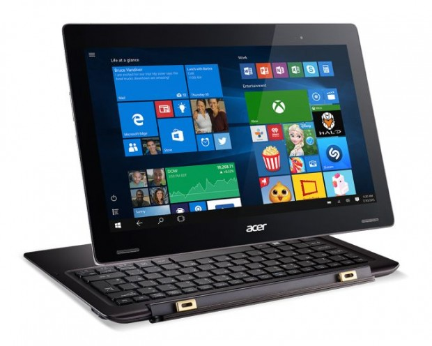 Acer Aspire Switch 12 S 2-in-1 Tablet with 4K Display announced; Specs and Price