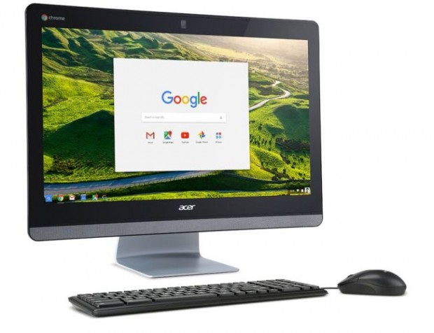 Acer Chromebase 24 CA24I All-in-One Desktop announced ahead of CES 2016