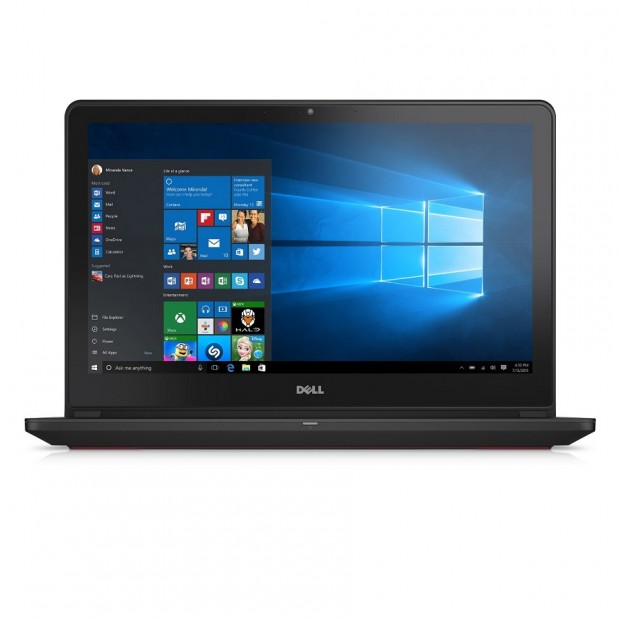 Dell Inspiron i7559-12623RED with Skylake