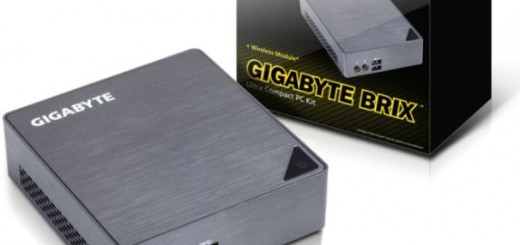 CES 2016: Gigabyte launches BRIX mini PC with Intel Skylake Processor