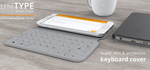One2Touch SlimType NFC Smartphone Cover with Keyboard unveiled; pricing $39