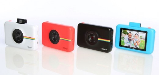 Polaroid Snap+ Instant Camera announced at CES 2016; features 3.5″ LCD and 13MP Sensor