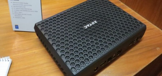 ZOTAC ZBOX C Series fanless Skylake mini PC debuts; pricing to be revealed