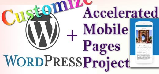 WordPress + AMP: How to customize Accelerated Mobile Pages, add Google Analytics and AdSense Code