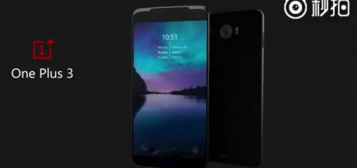 Leaked Promo Video reveals the OnePlus 3