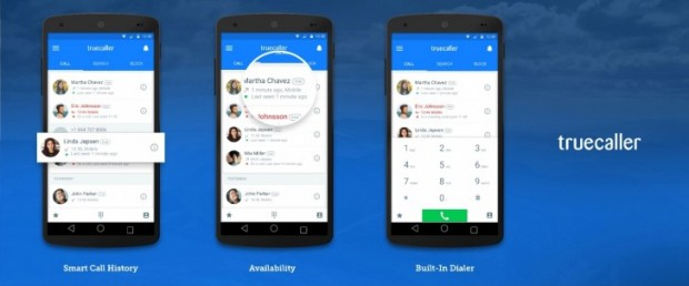 Truecaller gets Update; adds Dialer, Availability Status, and new UI