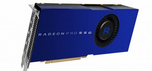 AMD launches Radeon Pro SSG video card with 1TB of SSD memory; pricing $9,999