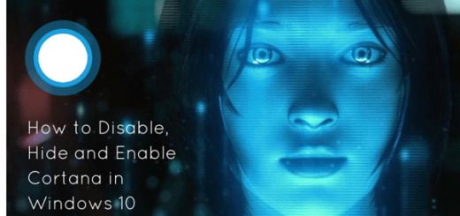 Windows 10 Anniversary Update; How to Disable Cortana Once and for All