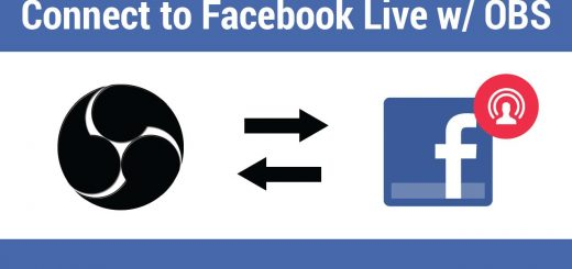 OBS to Facebook Live