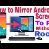 project android screen to pc