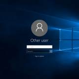 Windows 10 user accounts control