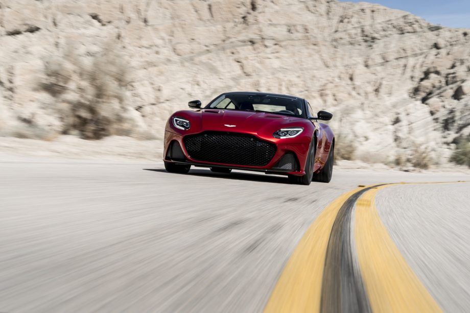 2019 Aston Martin DBS Superleggera, 715hp Super GT official; Specs and Price Details
