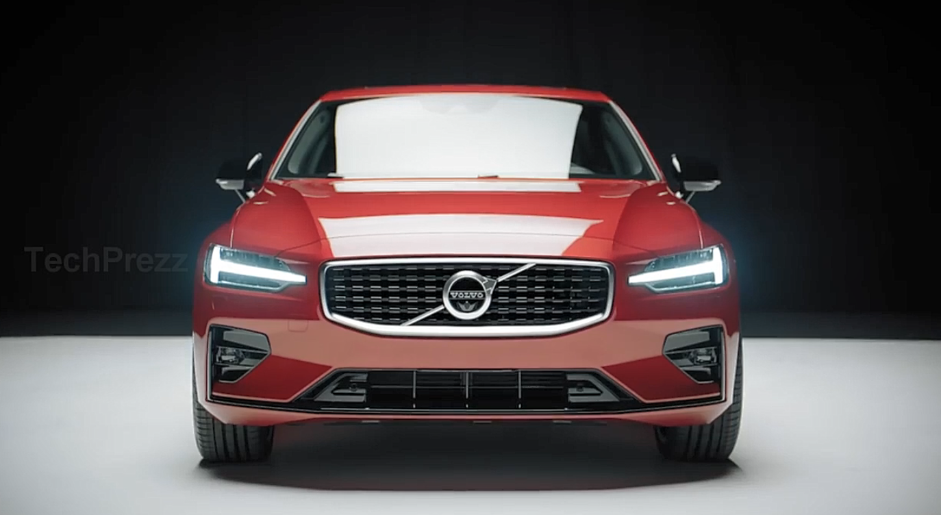 Volvo S60 2019 unveiled with Host of Safety Features ...
