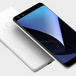 Google Pixel 3 and 3 XL Renders Leak, confirms Notch, Stereo Speakers, Single Rear Camera