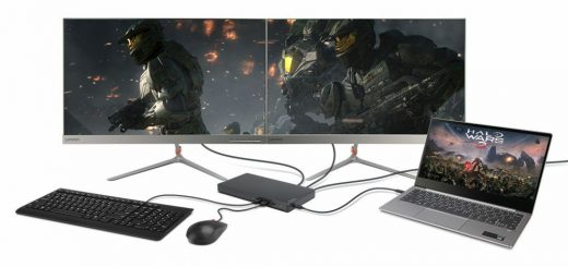 Lenovo Thunderbolt 3 Graphics Dock Is an External GPU with GTX 1050; pricing $400