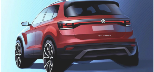 Volkswagen teases its T-Cross SUV, VW's smallest SUV