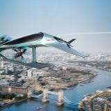 Aston Martin Volante Vision, Luxurious Flying Taxi