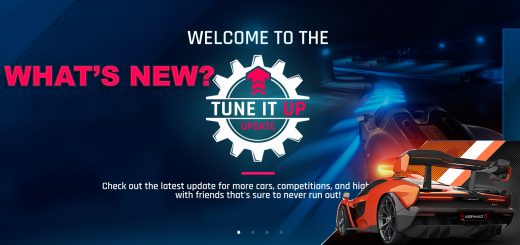 asphalt 9 tune it up update, everything you need to know