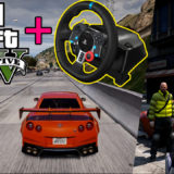 How to setup steering wheel on gta 5-installation and configuration guide-2020