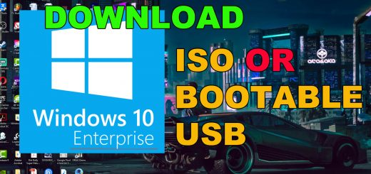 download or create windows 10 enterprise version 2004 iso image or bootable usb driver