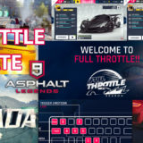 asphalt 9 full throttle update