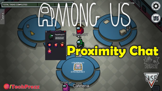 among us proximity chat crewlink installation guide