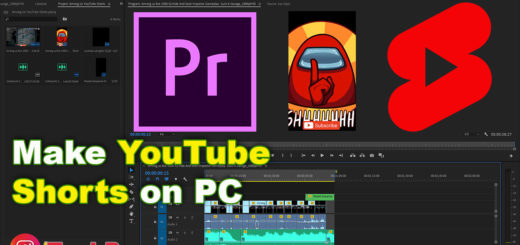 how to create youtube shorts videos on pc adobe premiere pro